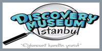 discovery museum ýst logo